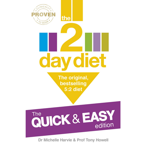 The 2-Day Diet Quick and Easy Edition