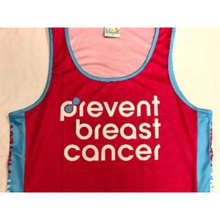 Load image into Gallery viewer, Running Vest - Prevent Breast Cancer