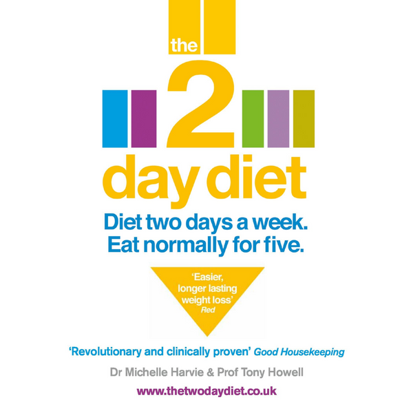 The 2-Day Diet Book