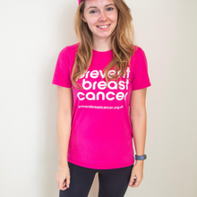 Load image into Gallery viewer, Pink Prevent Breast Cancer T-Shirt