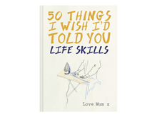 Load image into Gallery viewer, 50 Things I Wish I'd Told You: Life Skills Prevent Breast Cancer Pavillion Publishing