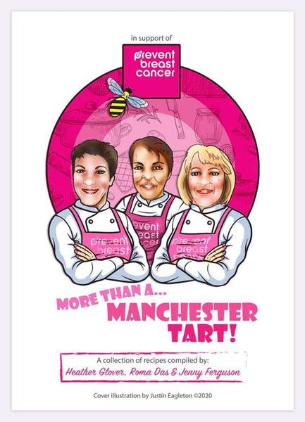 More Than a Manchester Tart- Cookery Book