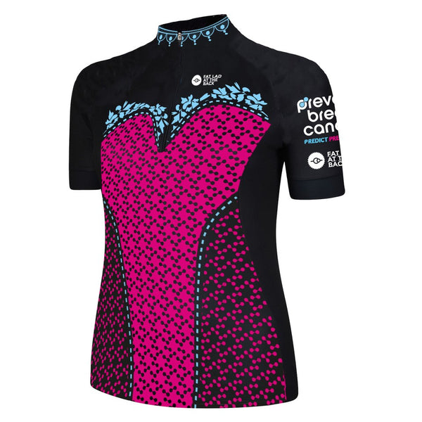 Cycling Jersey - Fat Lad At the Back