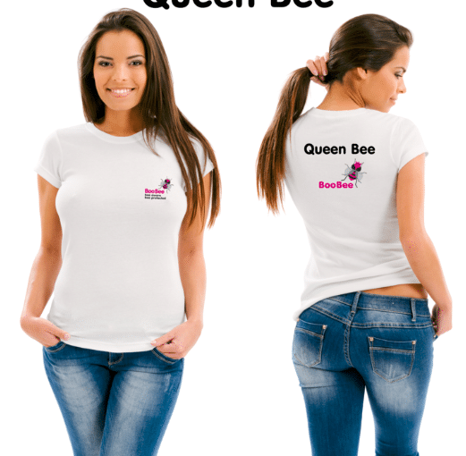 Queen Bee T-Shirt - BooBee Collection