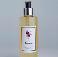 Aromatherapy Shower Gel - BooBee Collection