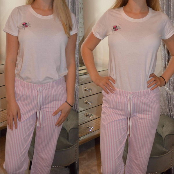 Long Cotton PJ Set - BooBee Collection