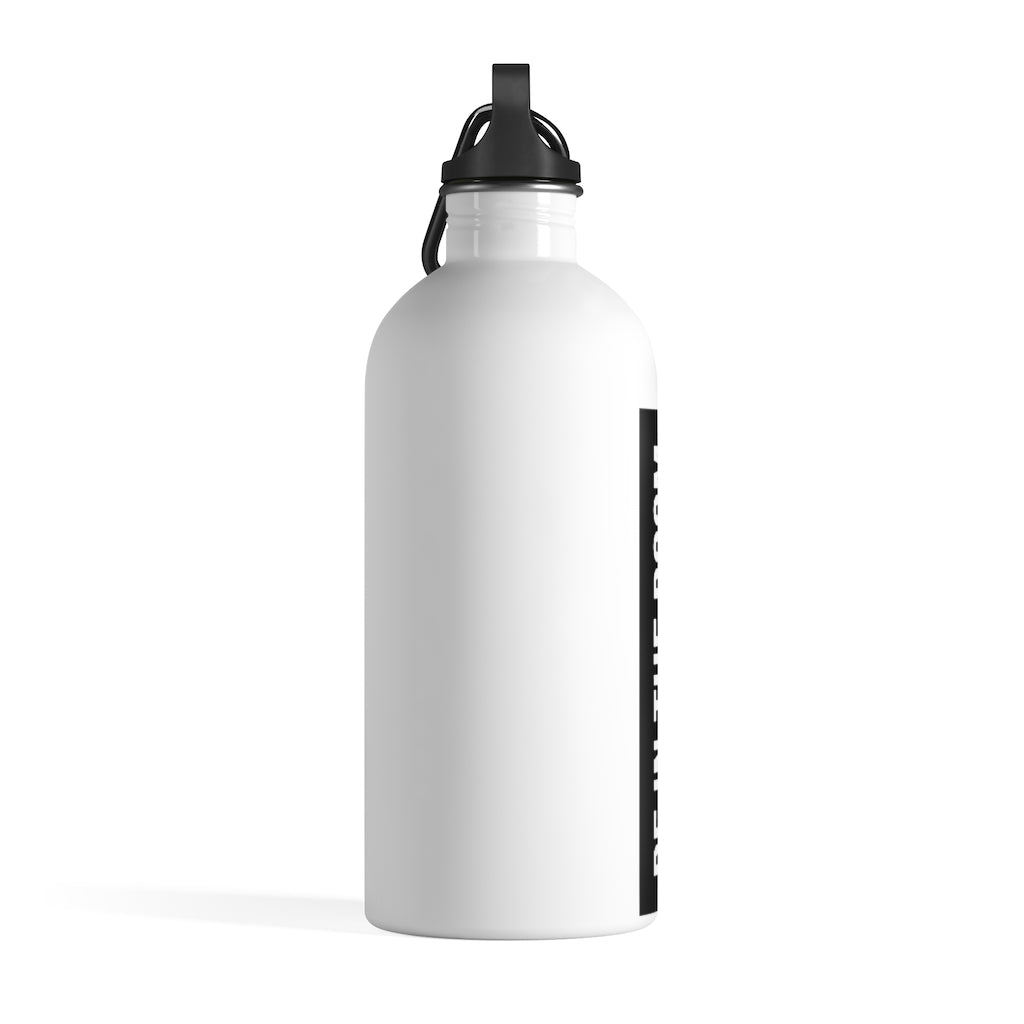 BE IN THE ROOM Stainless Steel Water Bottle