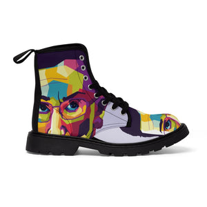 NOTORIOUS RBG Canvas Boots