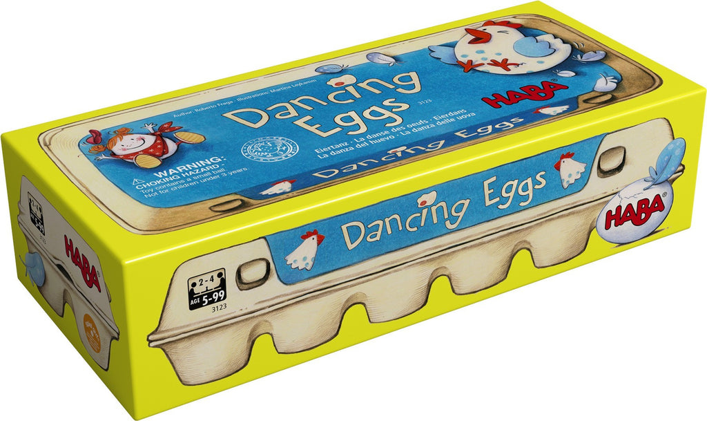 Dancing Eggs Game