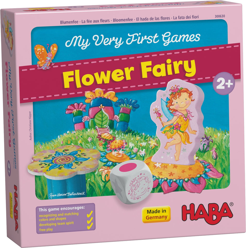 My Very First Games-- Flower Fairy