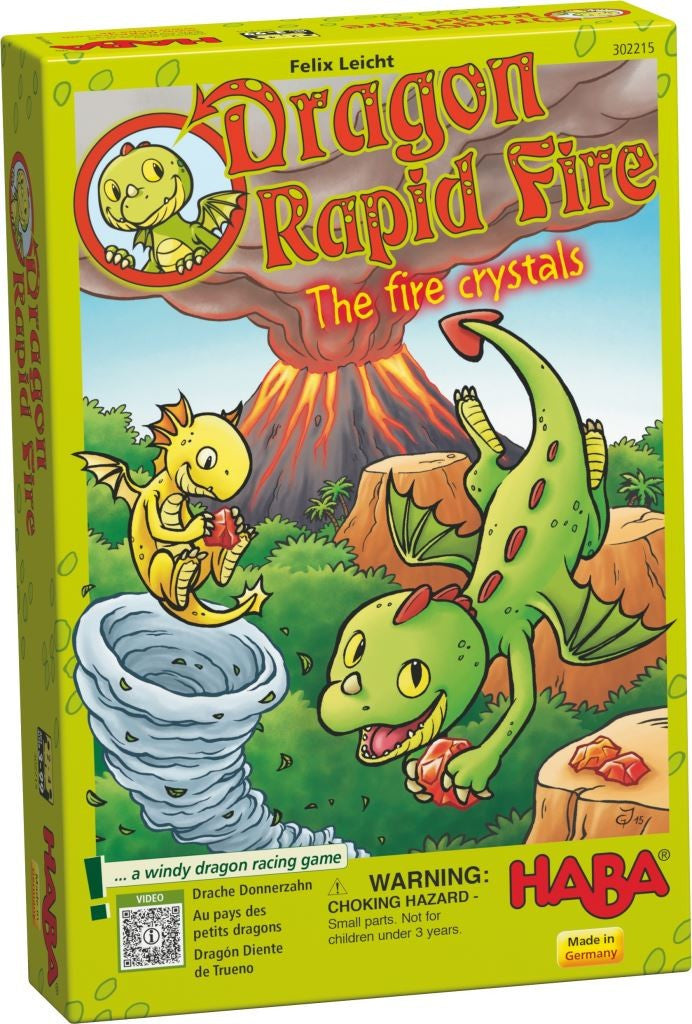 Dragon Rapid Fire Dice Race Game