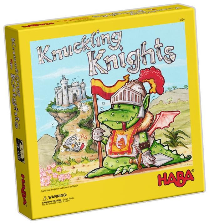 Knuckling Knights 3D Board Game