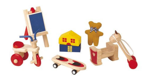 Fun Toys Dollhouse Accessory Set