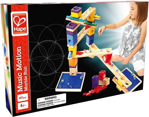 Quadrilla Music Motion Marble Run