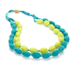Chewbeads Astor Necklace- Chartreuse