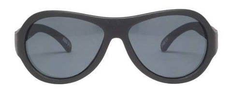 Babiators Classic Sunglasses- Black Ops Black