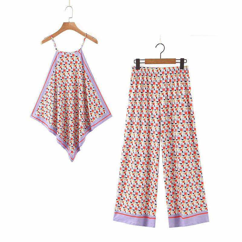 Quirky Print Co-Ord