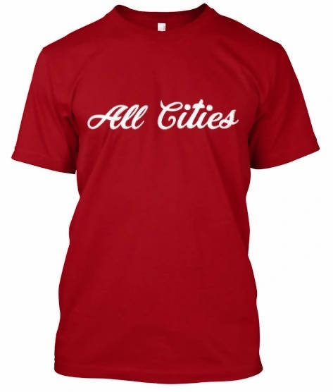 All Cities Tee