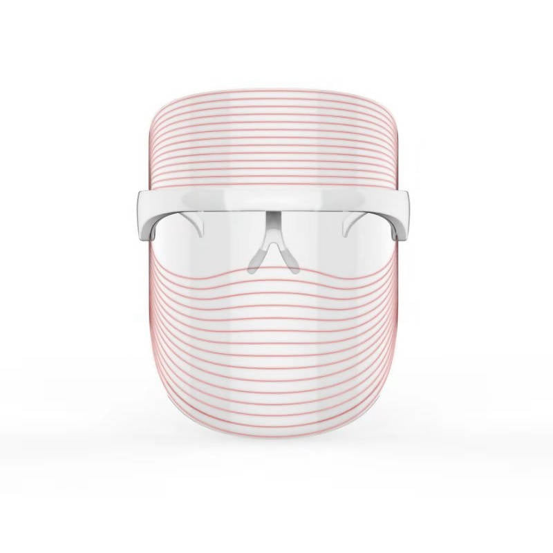 3 Color LED Light Mask Beauty Therapy - Wireless and Rechargeable