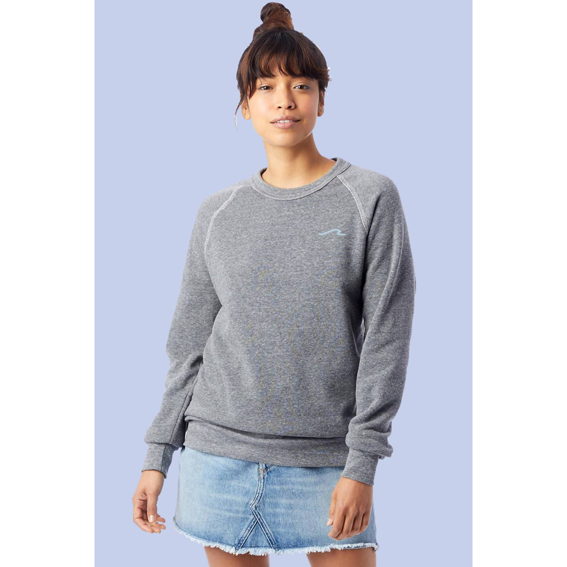 Sustainable Ladies Sweatshirt