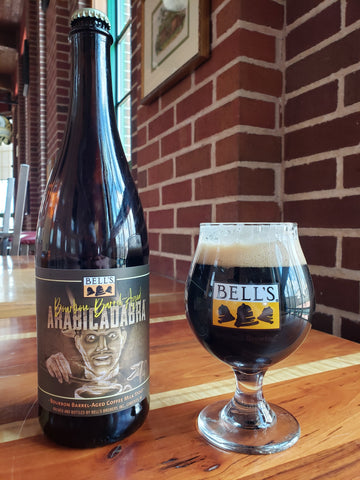 Bourbon Barrel Aged Arabicadabra 750ml Bottle