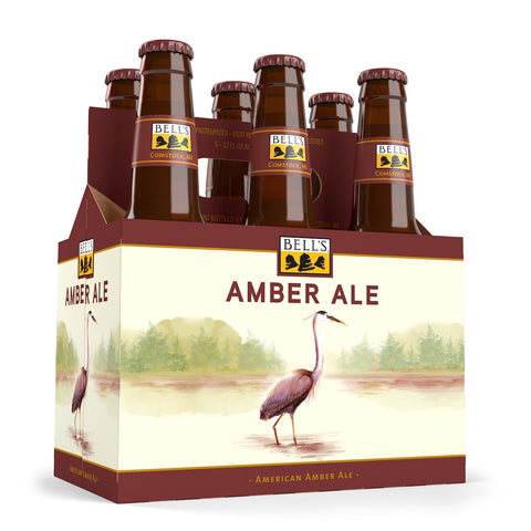 Amber Ale 12oz Bottle 6-Pack