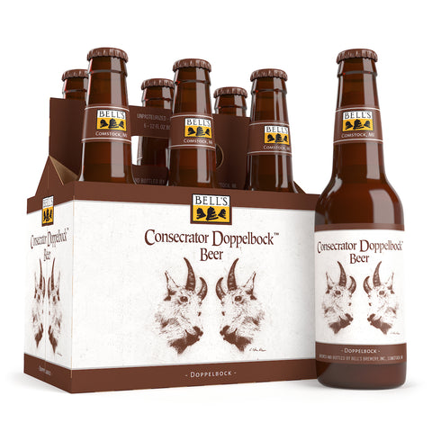 Consecrator Doppelbock 12oz Bottle 6-Pack Includes Tax & Deposit
