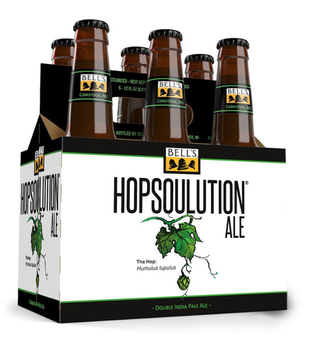 Hopsoulution Ale 12oz Bottle 6-Pack