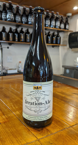 Irration-Ale 750ml Bottle