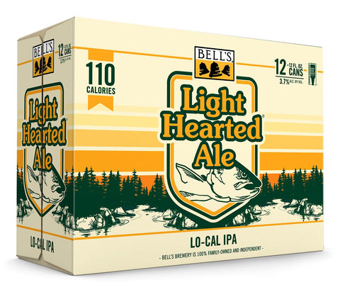 Light Hearted Ale 12oz Can 12-pack
