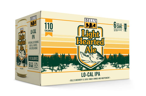 Light Hearted Ale 12oz Can 6-Pack