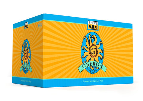 Oberon Ale 12oz Bottle 24pk Case
