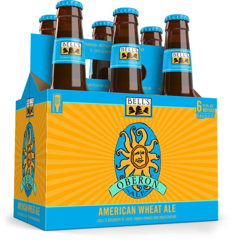 Oberon Ale 12oz Bottle 6-Pack