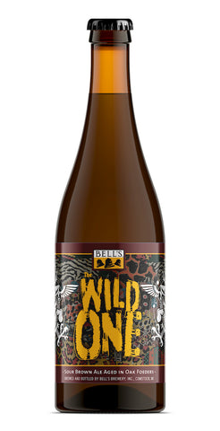 The Wild One 750ml Bottle