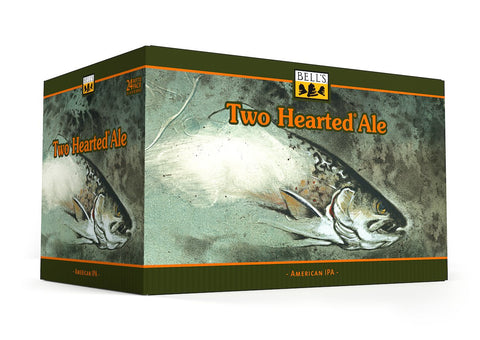 Two Hearted Ale 12oz Bottle 24pk Case