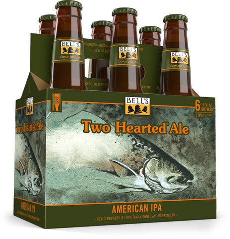 Two Hearted Ale 12oz Bottle 6-Pack