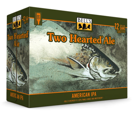 Two Hearted Ale 12oz Can 12-pack
