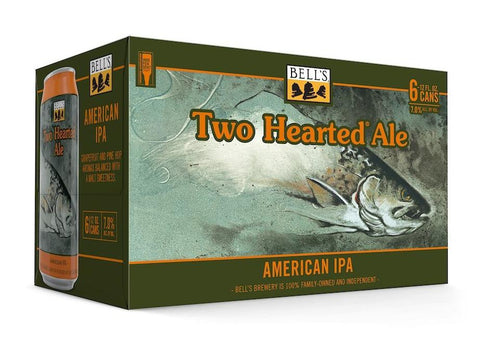 Two Hearted Ale 12oz Can 6-Pack