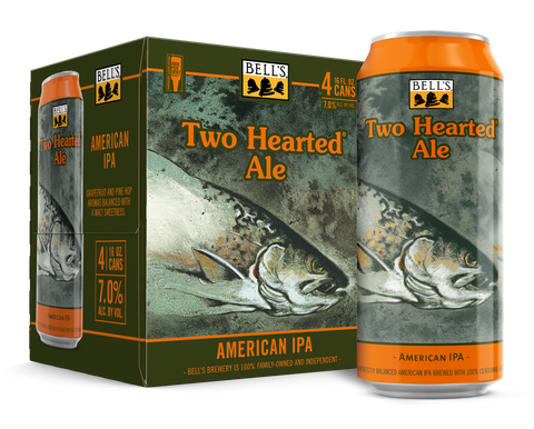 Two Hearted Ale 16oz Can 4-pack