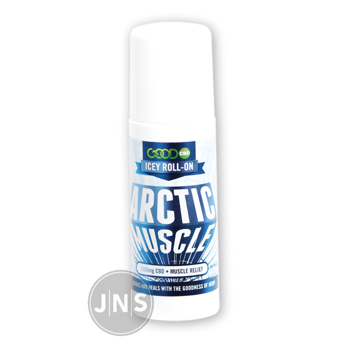 CBD Roll-On For Pain | Arctic Muscle