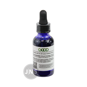 CBD Oil - Strawberry Flavor