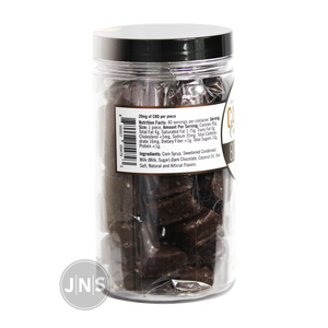 CBD dark chocolate covered caramels - JNS Premium Brands - Wholesale hemp products