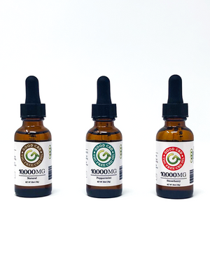 10,000mg CBD Oil