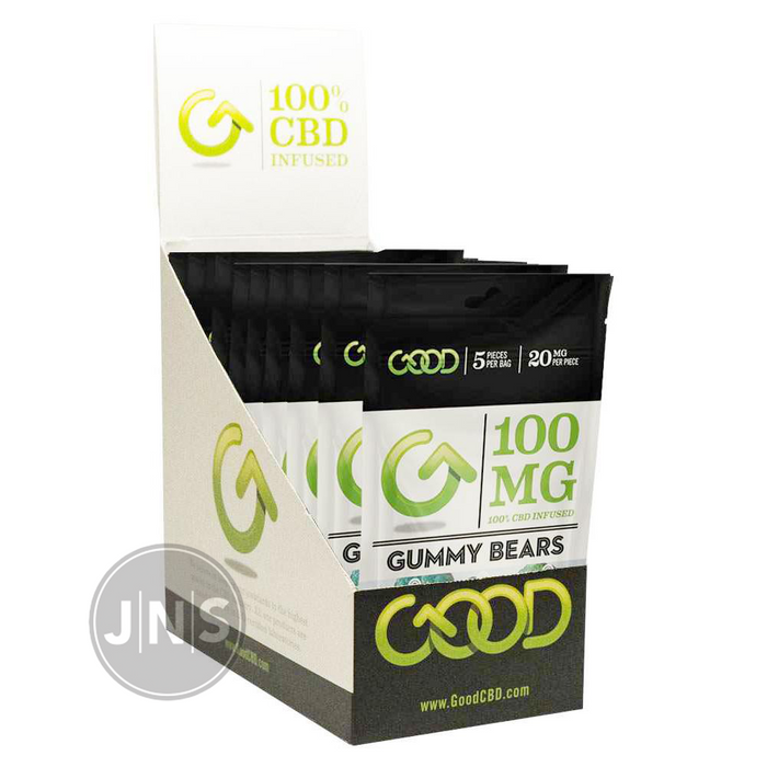 CBD Gummy Bears 100mg-200mg