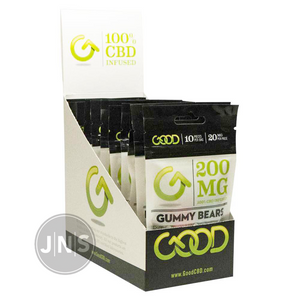 Hemp Gummy Bears - JNS Premium Brands - CBD Wholesale Gummies
