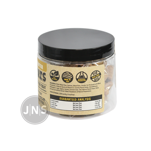 Hemp Dog Treats | Peanut Butter Mini Bones 200mg - JNS Premium Brands - Wholesale CBD dog treats