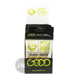 CBD Edibles - Lemon Drop - JNS Premium Brands - CBD Distributor