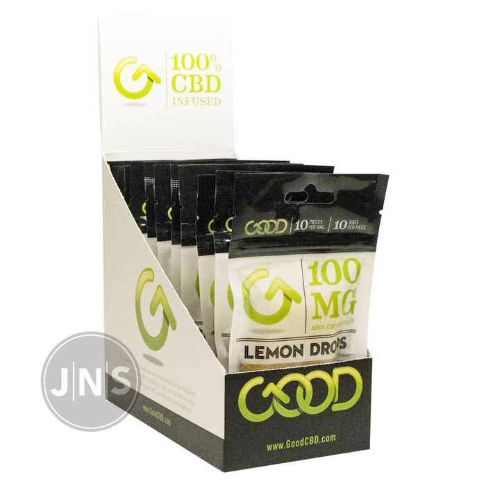 CBD Lemon Drops 100mg
