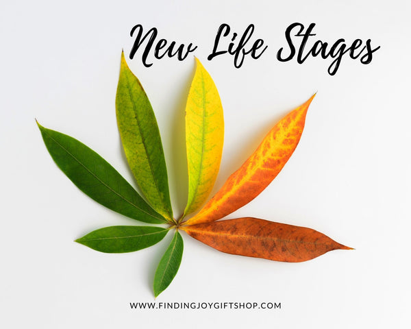 new life stages