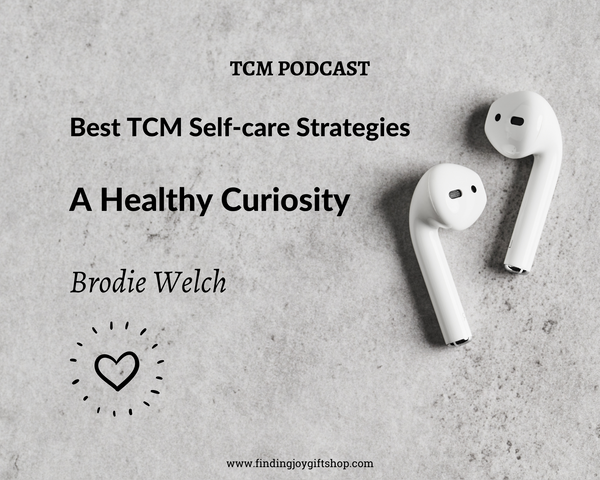 A healthy curiosity acupuncture podcast